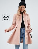 ASOS Casual Style Cashmere & Fur Coats
