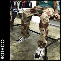 ROTHCO Camouflage Cotton Cargo Pants