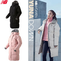 New Balance Casual Style Plain Long Down Jackets