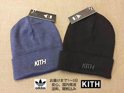 Street Style Collaboration Knit Hats