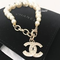 CHANEL ICON Costume Jewelry Party Style Bracelets