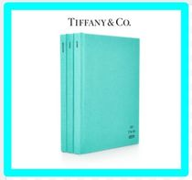 Tiffany & Co Unisex Special Edition Notebooks