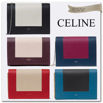 CELINE Frame Clutches