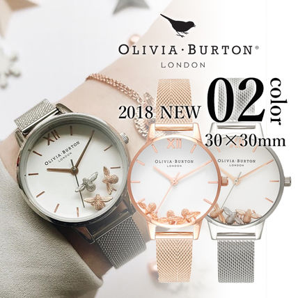 Quartz Watches Elegant Style Analog Watches