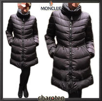 MONCLER MIRIELON Casual Style Street Style Plain Long Down Jackets