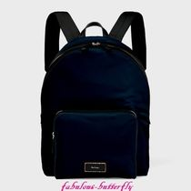 Paul Smith Nylon Plain Backpacks