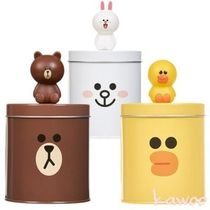 LINE FRIENDS Nail Stickers Hand & Nail Care