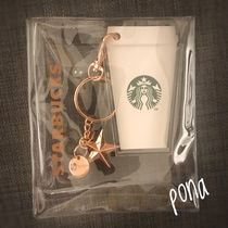 STARBUCKS Collaboration Keychains & Bag Charms
