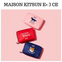 MAISON KITSUNE Street Style Collaboration Other Animal Patterns