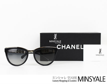 CHANEL Cat Eye Sunglasses [London department store new item] by ...