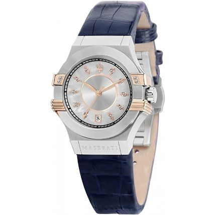 Quartz Watches Stainless Elegant Style Accessories