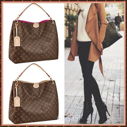 Louis Vuitton Totes Graceful Mm