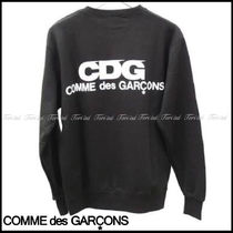 COMME des GARCONS Long Sleeves Sweatshirts
