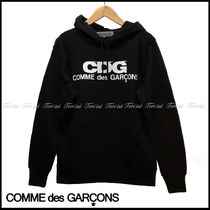 COMME des GARCONS Long Sleeves Hoodies