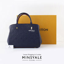 Louis Vuitton MONTAIGNE MONTAIGNE BB [London department store new item]