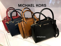 Michael Kors Leather Handbags