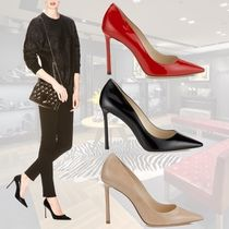 Jimmy Choo Elegant Style Pointed Toe Pumps & Mules