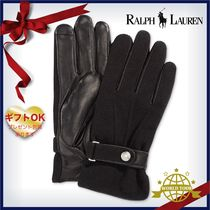 Ralph Lauren Plain Gloves Gloves