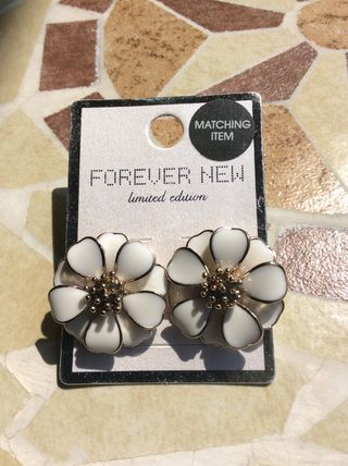 e75edccdc FOREVER NEW Flower Party Style Earrings & Piercings by Australiana ...