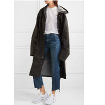VETEMENTS Plain Toe Casual Style Street Style Collaboration