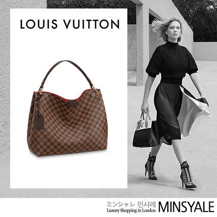 Louis Vuitton Graceful Mm London Department Store New Item By