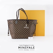 Louis Vuitton NEVERFULL MM [London department store new item]