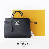 Louis Vuitton TWIST TOTE [London department store new item]