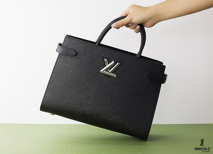 Louis Vuitton Totes TWIST TOTE  London department store new item  12 ... b1892a69a7820