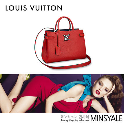 ... Louis Vuitton Totes TWIST TOTE  London department store new item  ... e8eaf64c46ee5