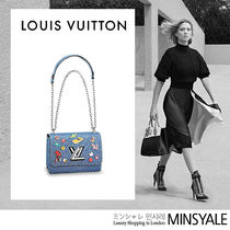 Louis Vuitton TWIST MM [London department store new item]