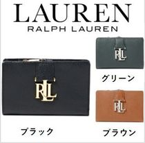 Ralph Lauren Plain Leather Folding Wallets