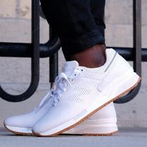 New Balance Street Style Leather Sneakers
