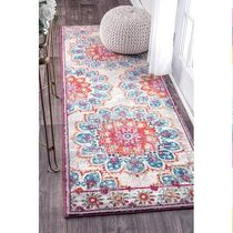 Flower Patterns Ethnic Carpets & Rugs
