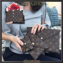 Louis Vuitton MONOGRAM Monogram Canvas Bi-color Pouches & Cosmetic Bags