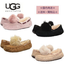 UGG Australia Platform Round Toe Casual Style Suede Lace-Up Shoes