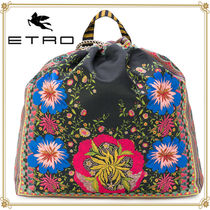 ETRO Casual Style Backpacks