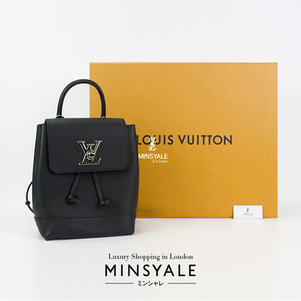 f9a952f54cce ... Louis Vuitton Backpacks LOCKME BACKPACK MINI  London department store  new item  ...