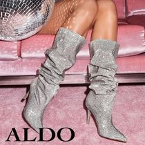 ALDO Pin Heels Party Style Over-the-Knee Boots