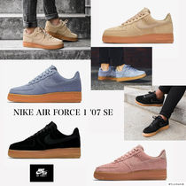 Nike AIR FORCE 1 Street Style Low-Top Sneakers