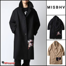 MISBHV Wool Trench Coats