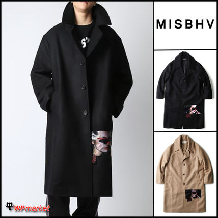 Wool Trench Coats