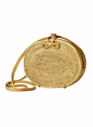 Casual Style Handmade Straw Bags