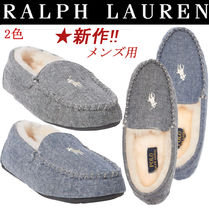 Ralph Lauren Moccasin Plain Loafers & Slip-ons