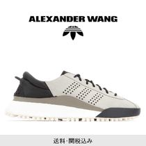 Alexander Wang Collaboration Leather Sneakers