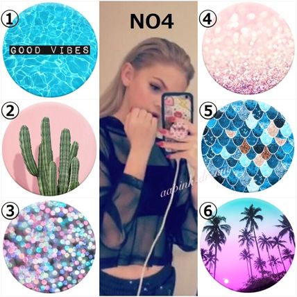 Star Tropical Patterns Collaboration Smart Phone Cases