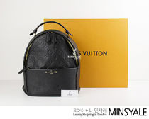 Louis Vuitton SORBONNE BACKPACK [London department store new item]