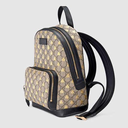 b0a62d27a04 ... GUCCI Backpacks Casual Style Other Animal Patterns Leather Backpacks 2  ...