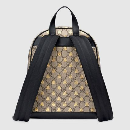 821e4d64ce3 ... GUCCI Backpacks Casual Style Other Animal Patterns Leather Backpacks 3  ...