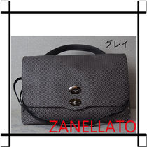 ZANELLATO A4 2WAY Handbags