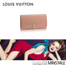 Louis Vuitton LOUISE CLUTCH EW [London department store new item]